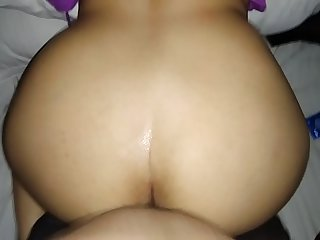 Horny Indian Couple  hot valentine's day  session before Anal