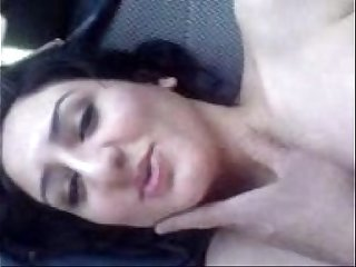 Heena from lahore Pakistan car sex with boss boobs showing fucking